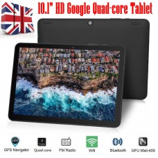 10.1 Inch HD Tablet PC Android 6.0 Quad-core 32GB Google WIFI Dual Camera OTG